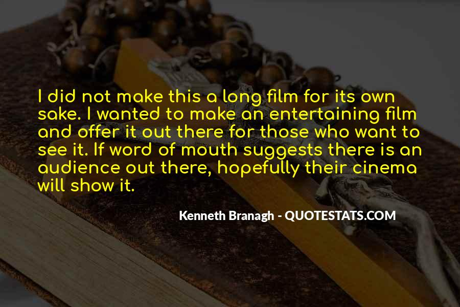 Quotes About Cinema Film #903513
