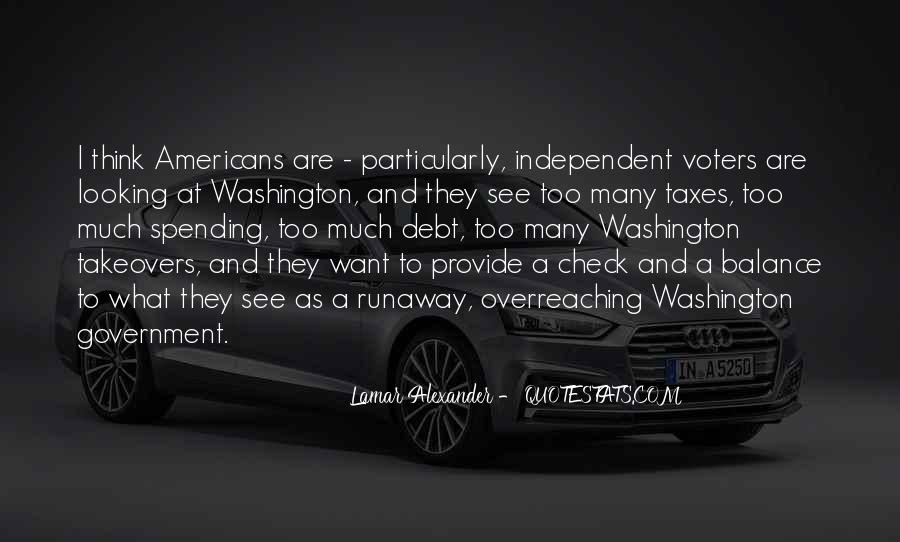 Quotes About Overreaching Government #1820568