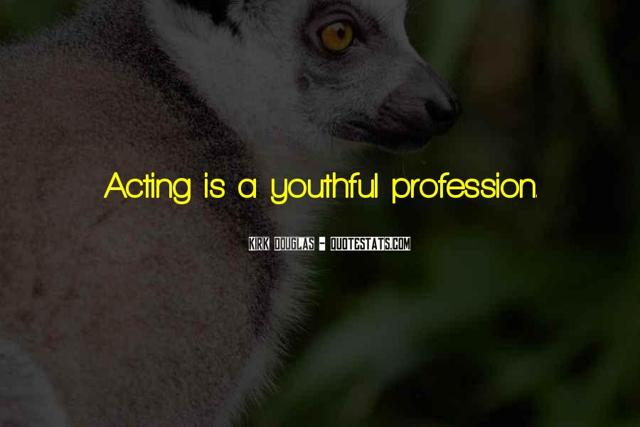 Quotes About Profession #19375