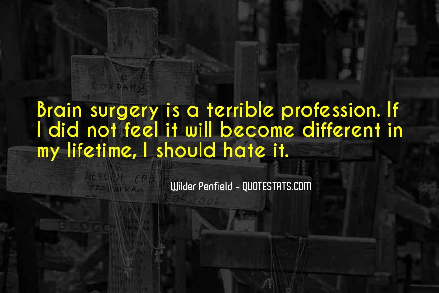 Quotes About Profession #26143