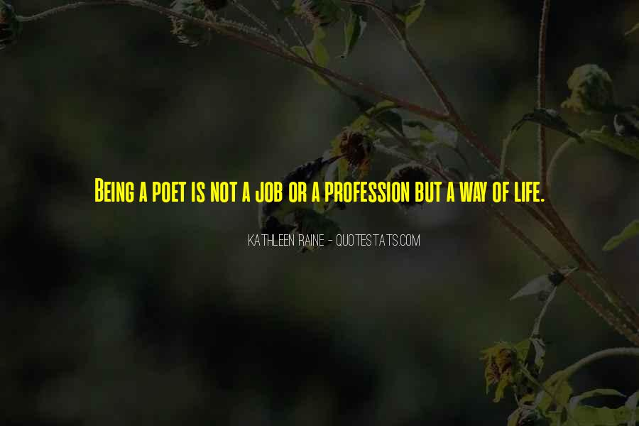 Quotes About Profession #32079