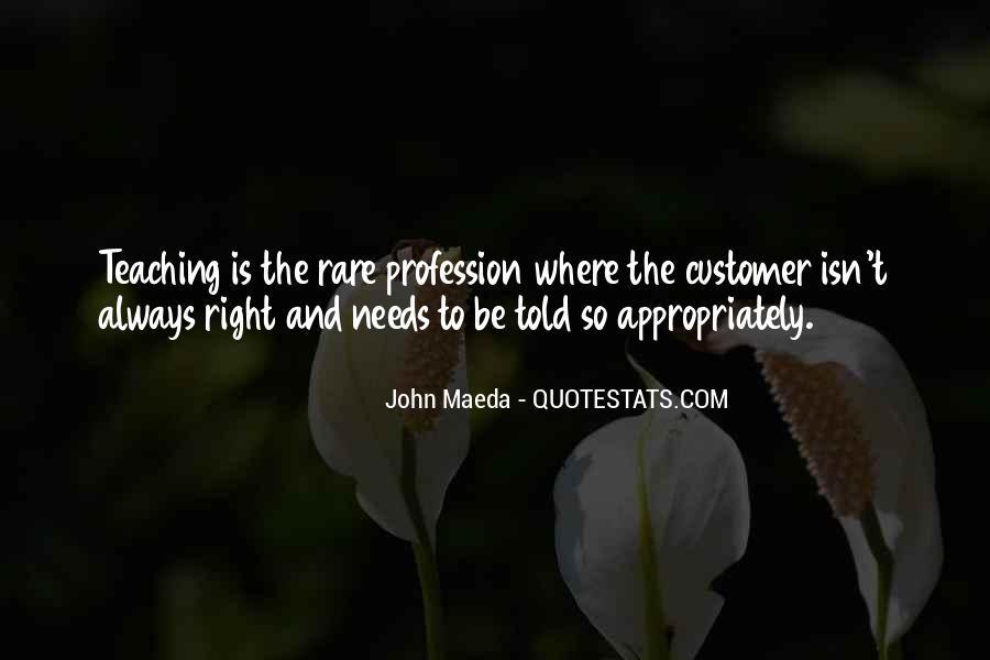 Quotes About Profession #55808