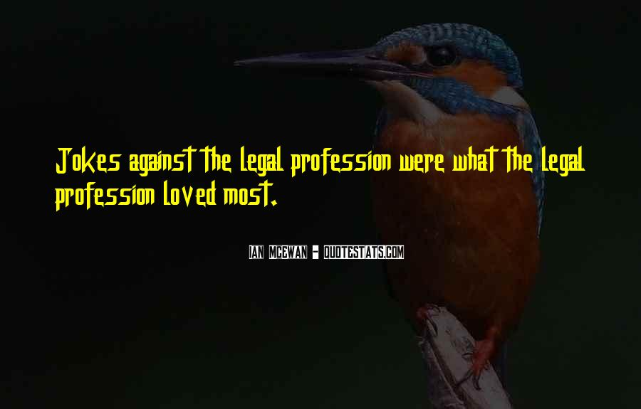 Quotes About Profession #61501