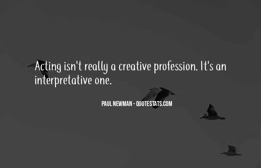 Quotes About Profession #67696