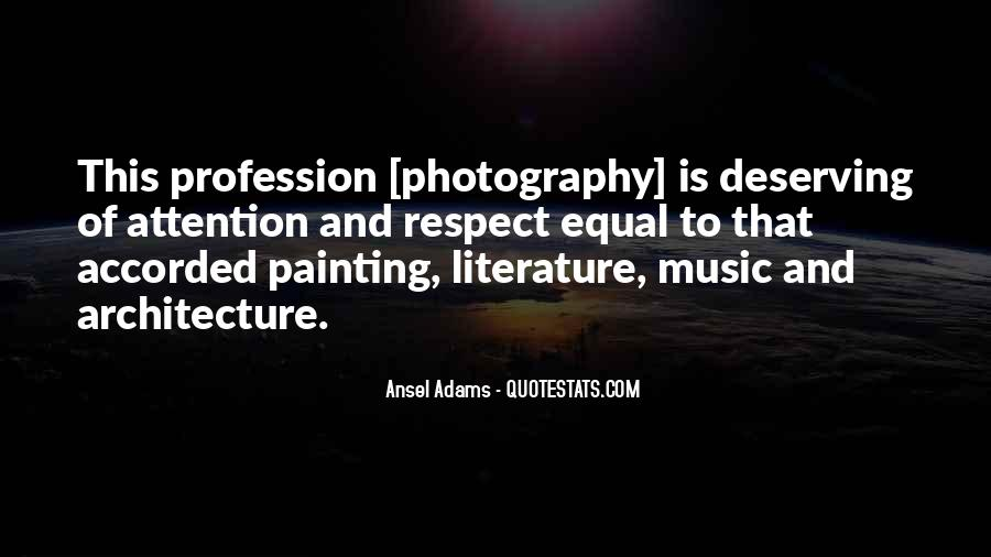 Quotes About Profession #79338