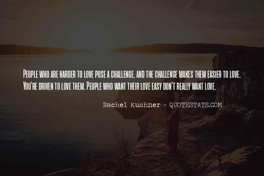 Quotes About Rachel's Challenge #1198686
