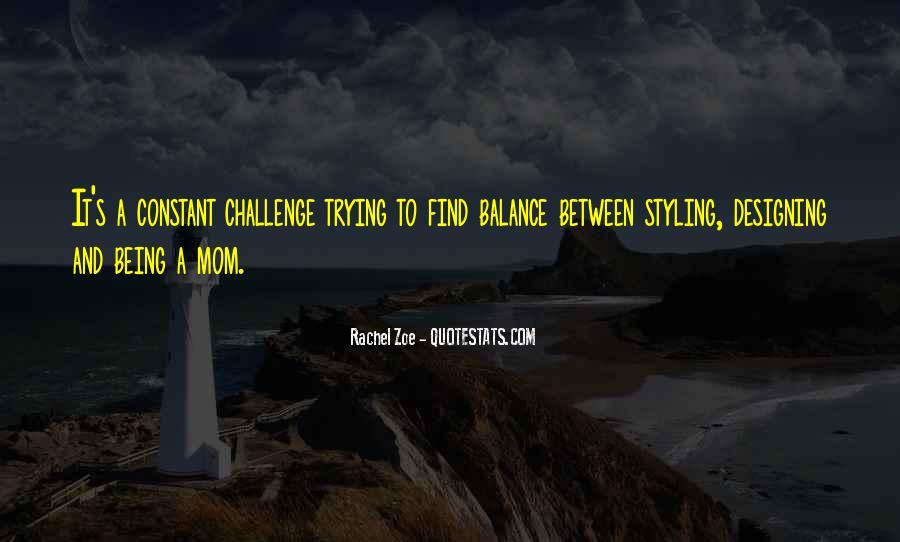 Quotes About Rachel's Challenge #217647