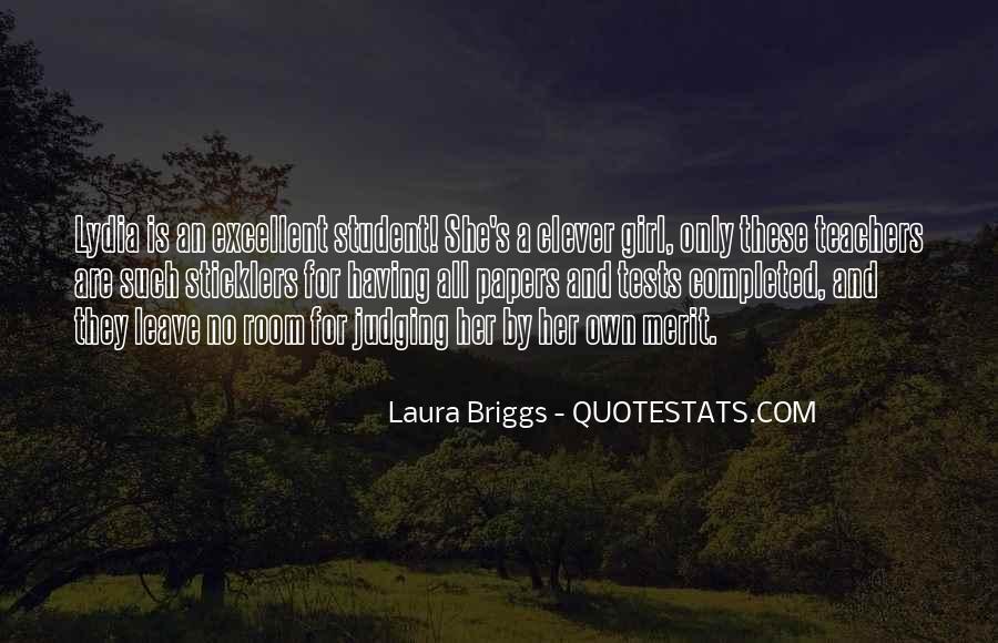 Quotes About Excellent Teachers #1343600