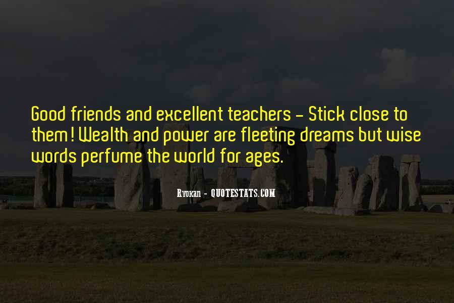 Quotes About Excellent Teachers #1778809