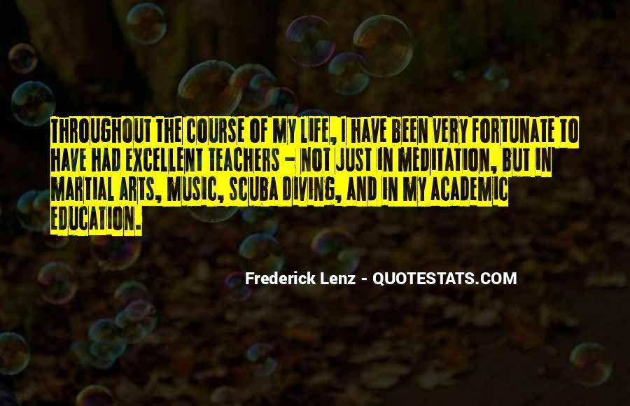 Quotes About Excellent Teachers #296607