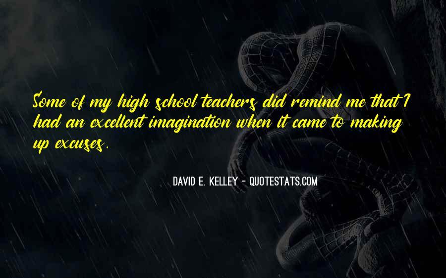 Quotes About Excellent Teachers #719191