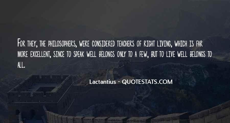 Quotes About Excellent Teachers #908010