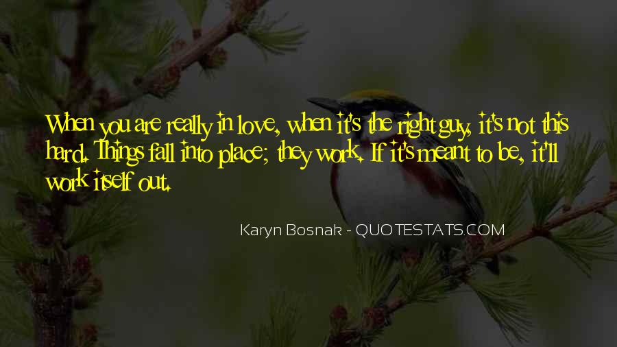 Quotes About If It's Meant To Be #113632