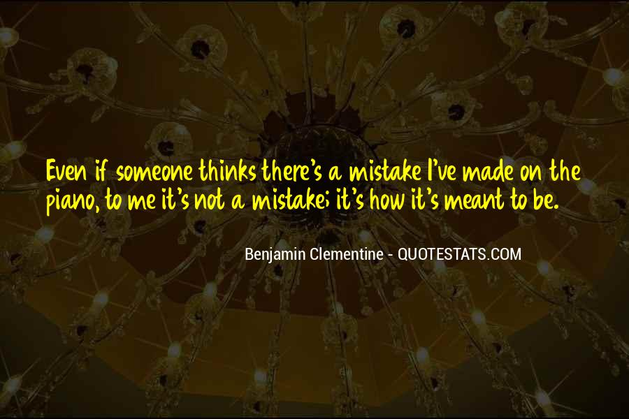 Quotes About If It's Meant To Be #275892