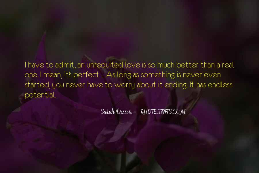 Quotes About Endless Love #346929