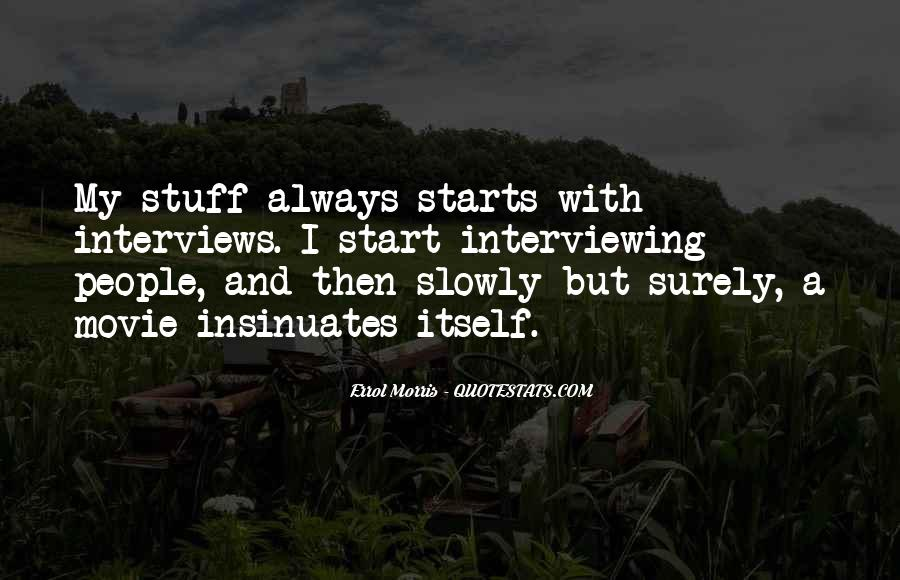 Quotes About Slowly But Surely #18546