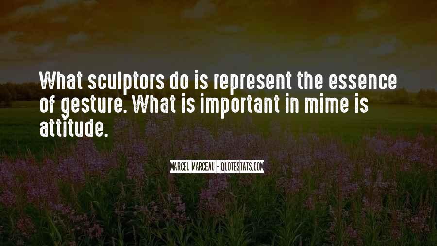 Quotes About Sculptors #1216734