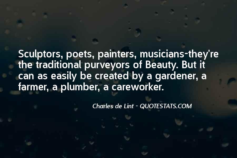 Quotes About Sculptors #162450
