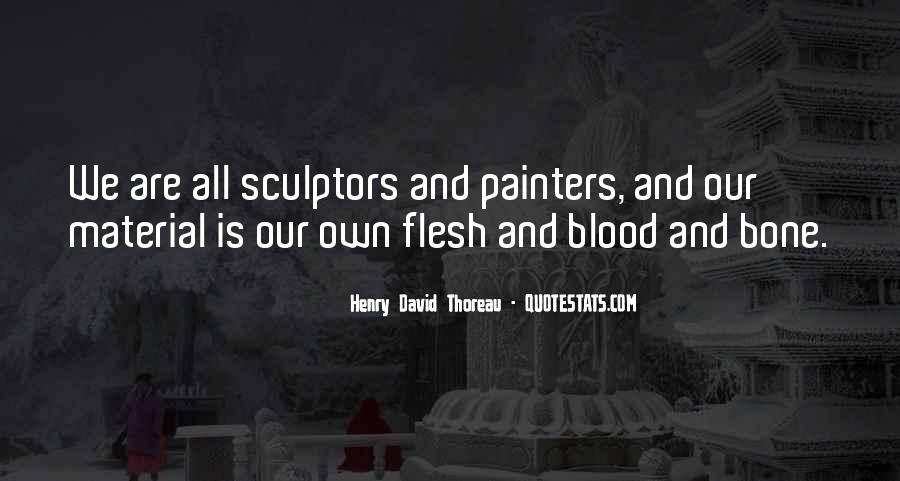 Quotes About Sculptors #1686840