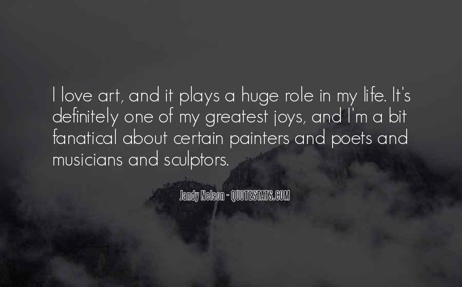 Quotes About Sculptors #1705020