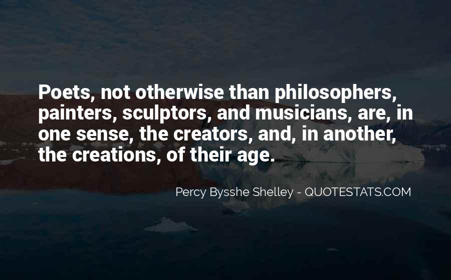 Quotes About Sculptors #336550