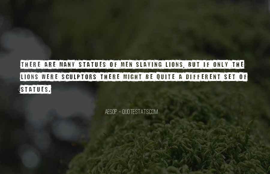 Quotes About Sculptors #376348
