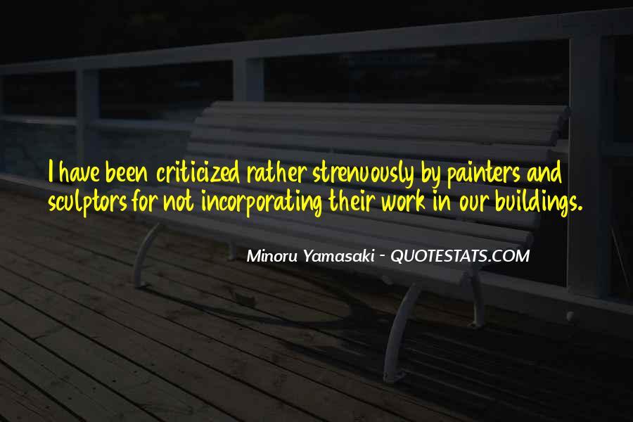Quotes About Sculptors #546295