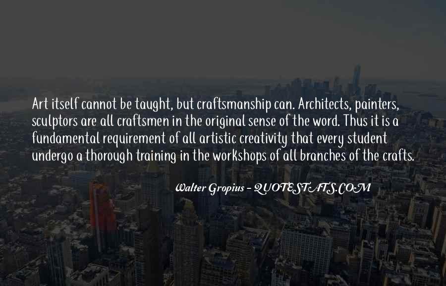 Quotes About Sculptors #720276