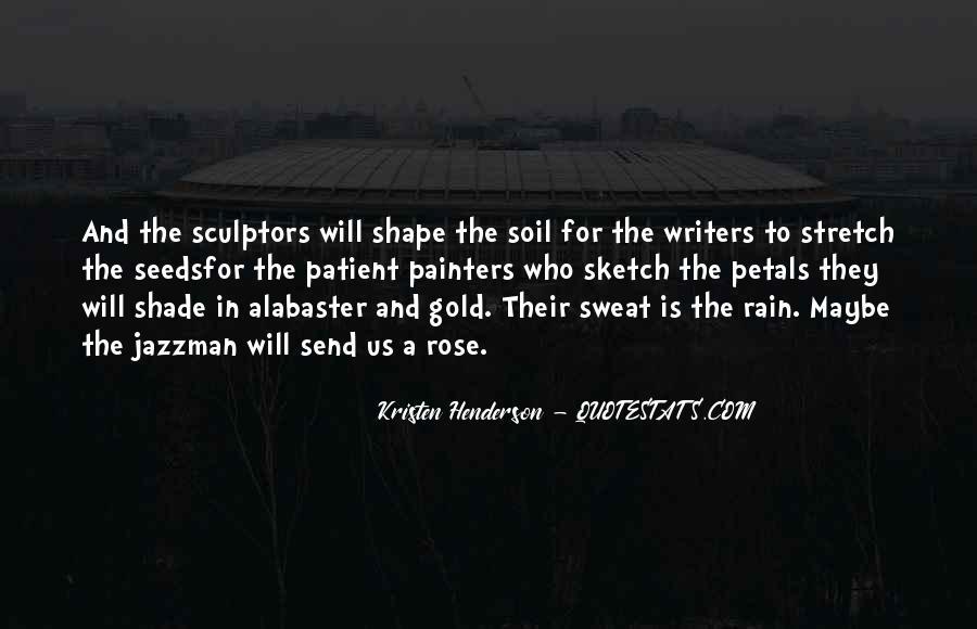 Quotes About Sculptors #743948