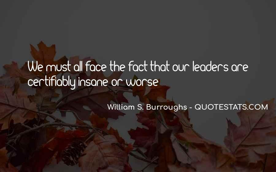 Quotes About Face To Face #10605