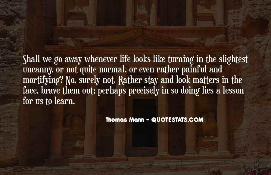 Quotes About Face To Face #8025
