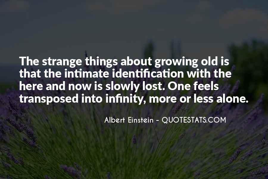 Quotes About Death By Albert Einstein #1635777