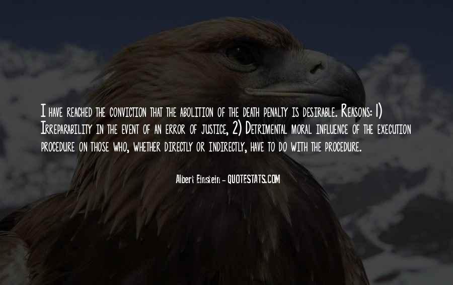 Quotes About Death By Albert Einstein #305533
