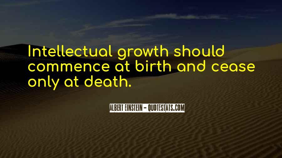 Quotes About Death By Albert Einstein #806256