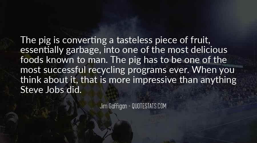 Quotes About Garbage Man #1048120