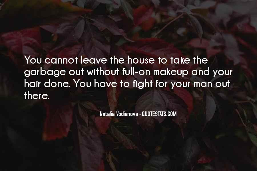 Quotes About Garbage Man #809760