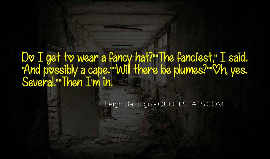 Quotes About Looking Good In A Suit #972636