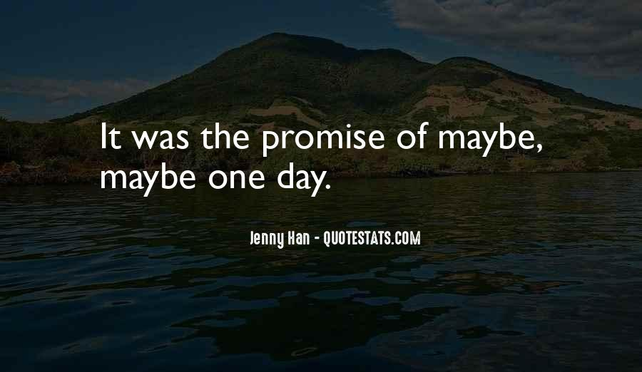 Quotes About The Uncertainty Of Life #1087206