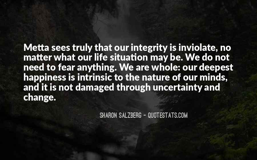 Quotes About The Uncertainty Of Life #221994
