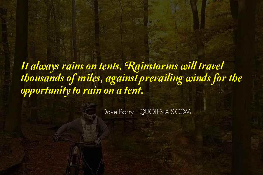 Quotes About Weather Rain #1032537