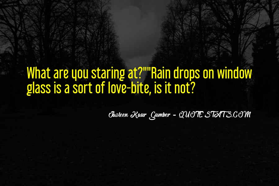 Quotes About Weather Rain #1303449