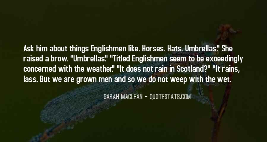Quotes About Weather Rain #1490242