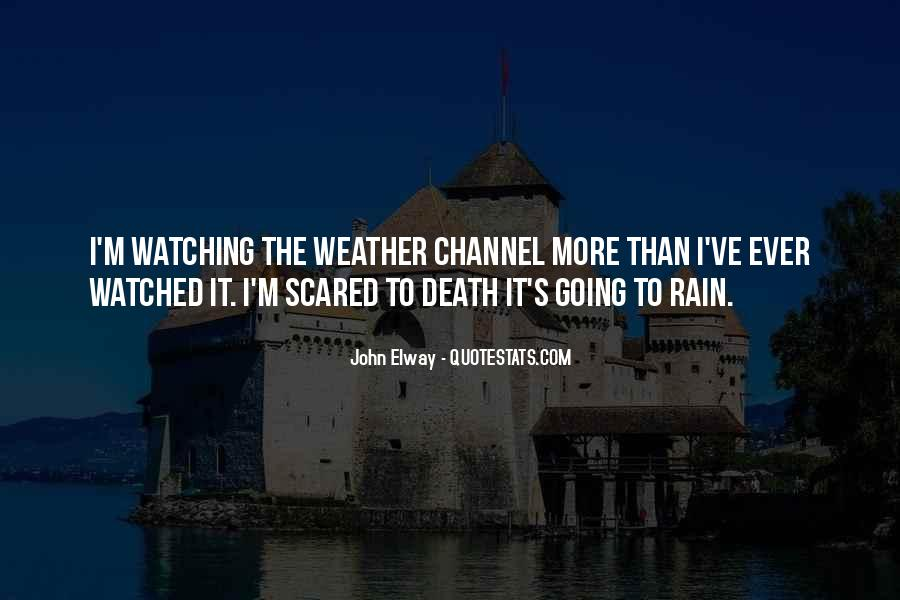 Quotes About Weather Rain #1520104
