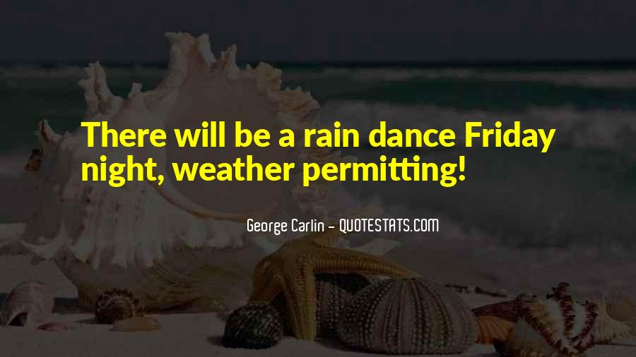 Quotes About Weather Rain #155353