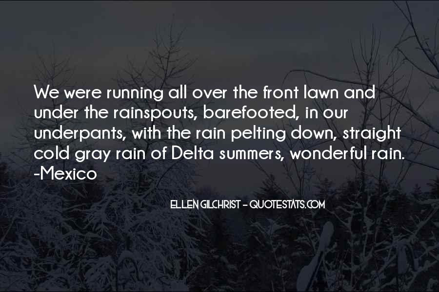 Quotes About Weather Rain #1601194