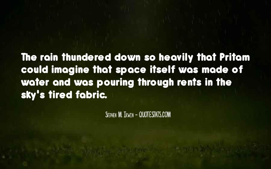 Quotes About Weather Rain #1726456
