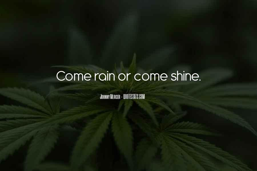 Quotes About Weather Rain #180442