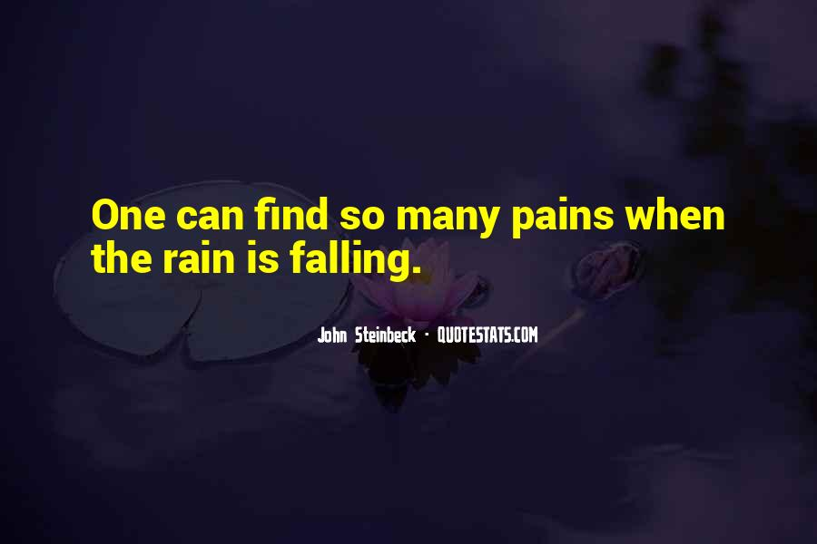 Quotes About Weather Rain #338637