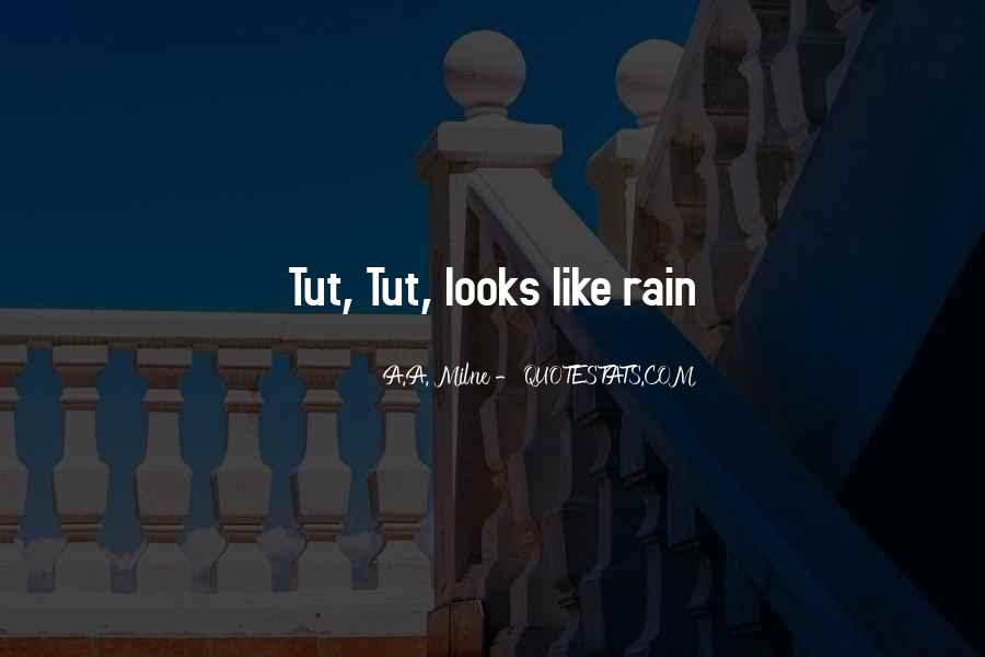 Quotes About Weather Rain #593202