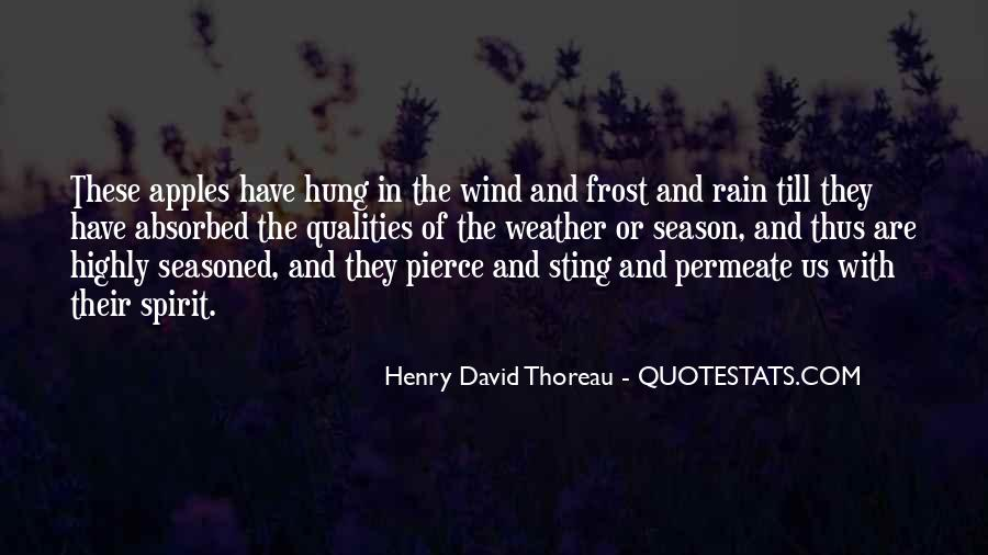 Quotes About Weather Rain #878512
